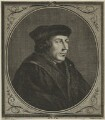 Thomas Cromwell, Earl of Essex, possibly by I. Absolam, after  Hans Holbein the Younger - NPG D24211