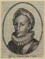 John Harington, 2nd Baron Harington of Exton, after Magdalena de Passe, after  Willem de Passe - NPG D31638