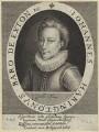 John Harington, 2nd Baron Harington of Exton, by Magdalena de Passe, by  Willem de Passe - NPG D31639