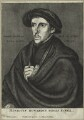 Henry Howard, Earl of Surrey, attributed to Wenceslaus Hollar, after  Hans Holbein the Younger - NPG D24232