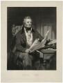 Richard Berens, by Samuel William Reynolds, after  James Sant - NPG D31689