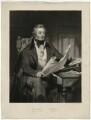 Richard Berens, by Samuel William Reynolds, after  James Sant - NPG D31690