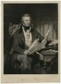 Richard Berens, by Samuel William Reynolds, after  James Sant - NPG D31691