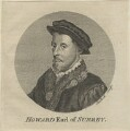 Henry Howard, Earl of Surrey, by William Sherlock, after  Hans Holbein the Younger - NPG D24236