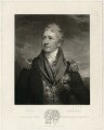 Sir John Poo Beresford, 1st Bt, by Thomas Hodgetts, after  Sir William Beechey - NPG D31698