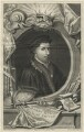 Henry Howard, Earl of Surrey, by George Vertue, after  Hans Holbein the Younger - NPG D24240