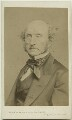 John Stuart Mill, by John & Charles Watkins, or by  John Watkins - NPG Ax39840