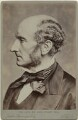 John Stuart Mill, by John Watkins, or by  John & Charles Watkins, printed by  London Stereoscopic & Photographic Company - NPG x12522