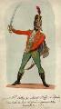 John Astley, by William Heath - NPG D9011