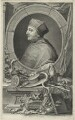 Thomas Wolsey, by Jacobus Houbraken, published by  John & Paul Knapton - NPG D24254
