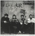 John Mayall & the Bluesbreakers (John Mayall; John McVie; Hughie Flint) and Eric Clapton, by David Wedgbury - NPG x47357