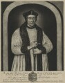 Richard Foxe, by John Faber Sr, after  Johannes Corvus - NPG D24274