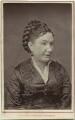 Sarah Lane (née Borrow), by Fradelle & Marshall - NPG x19869