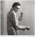 Billy Fury, by David Wedgbury - NPG x47347