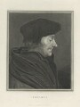 Desiderius Erasmus, by Thomas Holloway - NPG D24294