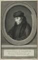 Desiderius Erasmus, possibly by Jacobus Houbraken - NPG D24295