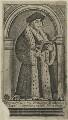 Desiderius Erasmus, possibly by Thomas Cross - NPG D24297