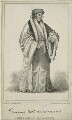 Desiderius Erasmus, by Thomas Priscott - NPG D24299