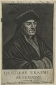 Desiderius Erasmus, after Unknown artist - NPG D24301