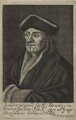 Desiderius Erasmus, by Peter Paul Bouché - NPG D24302