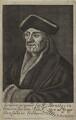 Desiderius Erasmus, by Peter Paul Bouché - NPG D24302