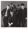The Animals (John Steel; Chas Chandler; Eric Victor Burdon; Dave Rowberry; Hilton Stewart Paterson Valentine), by David Wedgbury - NPG x47355