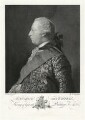 King George III, by William Woollett, after  Allan Ramsay - NPG D31704