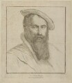 Sir Thomas Wyatt, by Richard Dalton, after  Hans Holbein the Younger - NPG D24335