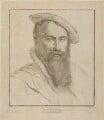 Sir Thomas Wyatt, by Richard Dalton, after  Hans Holbein the Younger - NPG D24335