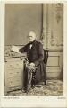 Sir Charles Lyell, 1st Bt, by McLean & Haes - NPG x45099