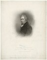 Sir Thomas Bernard, 2nd Bt, by Charles Picart, published by  T. Cadell & W. Davies, after  John Opie - NPG D31709