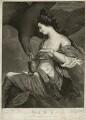 'Hebe' (Miss Berridge), by John Watts, after  John Berridge - NPG D31720
