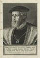 Charles V, Holy Roman Emperor, by Pierre Lombart - NPG D24771