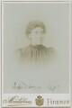 (Mary) Evelyn De Morgan (née Pickering), by Luigi Montabone - NPG x28077