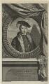 King Edward VI, by Pieter Stevens van Gunst, after  Adriaen van der Werff - NPG D24802