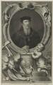John Russell, 1st Earl of Bedford, by Jacobus Houbraken, published by  John & Paul Knapton - NPG D24817