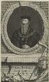 John Russell, 1st Earl of Bedford, after Jacobus Houbraken - NPG D24818