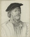 Thomas Vaux, 2nd Baron Vaux of Harrowden, by Luigi Schiavonetti, after  Hans Holbein the Younger - NPG D24822