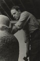 Henry Moore, by Howard Coster - NPG x2038
