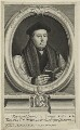 Thomas Cranmer, by George Vertue, after  Hans Holbein the Younger - NPG D24833