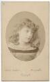 May Morris, by Robert Faulkner - NPG x129533