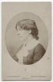 Jane Morris (née Burden), by Robert Faulkner & Co - NPG x129536