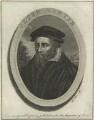 Pietro Vermigli, by Thomas Trotter - NPG D24845