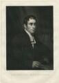 Edward Bickersteth, by Samuel William Reynolds, after  Alexander Mosses - NPG D31754