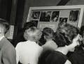 Walter Hanlon's exhibition at the London Jazz Club, by Walter Hanlon - NPG x129537