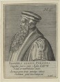 John à Lasco, by Hendrik Hondius (Hond) - NPG D24858