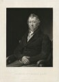 Charles William Bigge, by William Ward, published by  James Anthony Molteno, after  Colvin Smith - NPG D31762