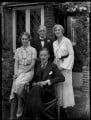 The Vincent Family, by Bassano Ltd - NPG x151708