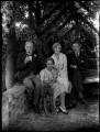 The Vincent family, by Bassano Ltd - NPG x151709