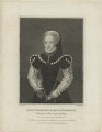 Anne Seymour (née Stanhope), Duchess of Somerset, by Thomas Nugent, published by  Edward Harding, after  Silvester Harding - NPG D24869
